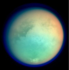 Picture of titan from www.nasa.gov